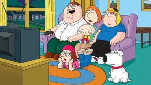 family guy blu ray