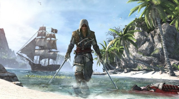 Assassins Creed IV Black Flag - 1