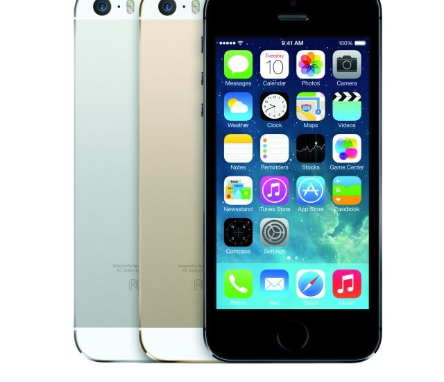iPhone 5S Farben
