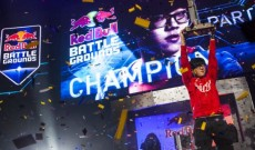Red Bull Battlegrounds Final