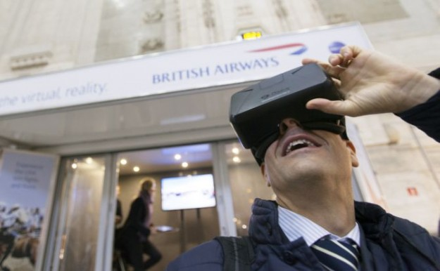 British Airways Rift