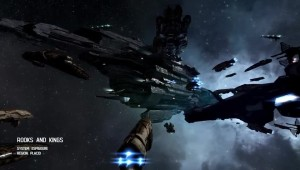 This is EVE Online